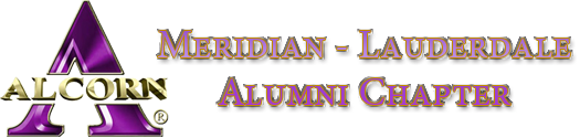 Meridian-Lauderdale Alumni Chapter: Alcorn State University
